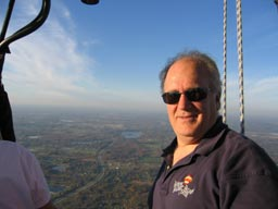 Hot Air Balloon Pilot - Gordon Boring