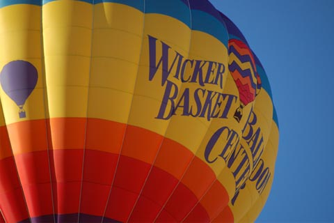 Wicker Basket Balloon Center - Your place for hot air balloon rides in Michigan